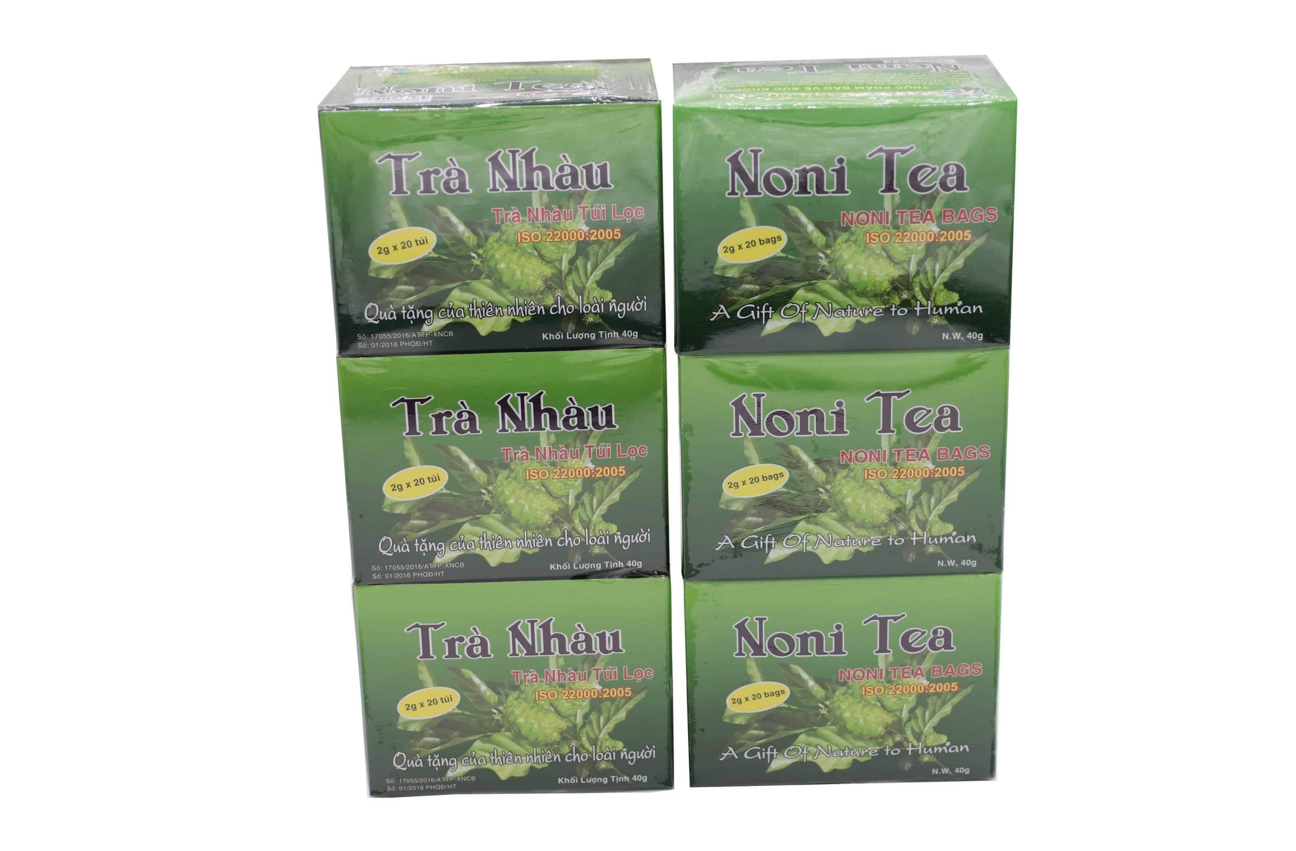 Trà nhàu Noni Tea