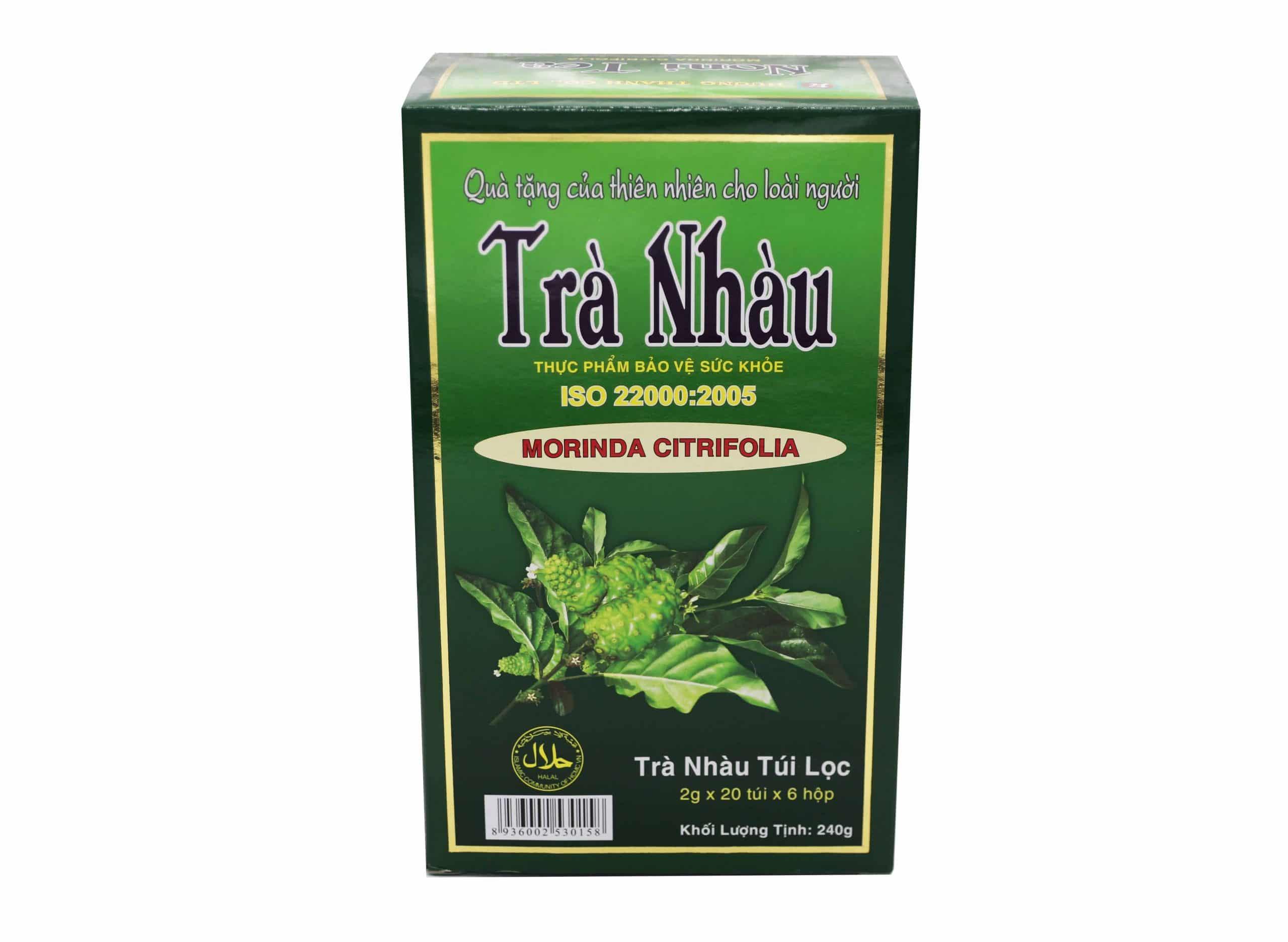 Trà nhàu Noni Tea Hương Thanh