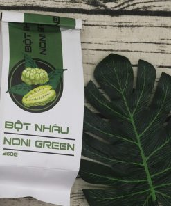 bột nhàu Noni Green 250 túi giấy