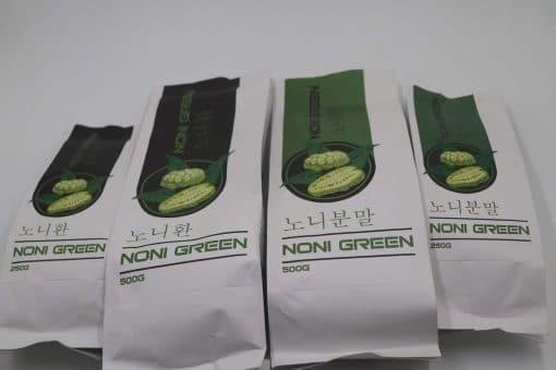 Bột nhàu Noni Green 250g