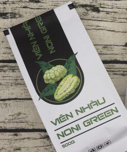 viên nhàu Noni Green 500 túi giấy