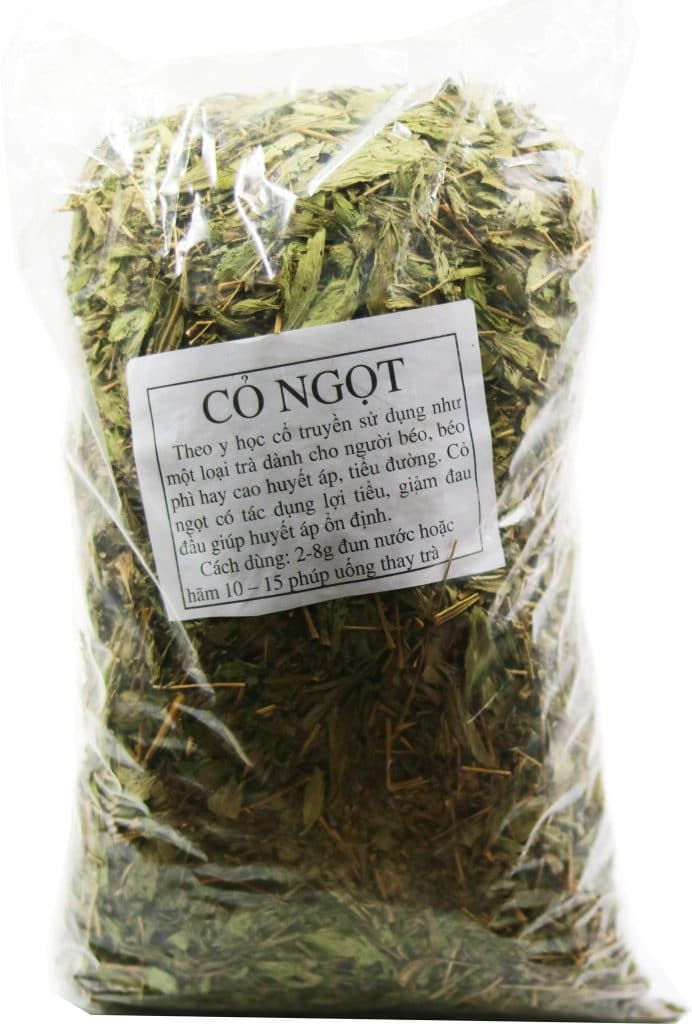 cỏ ngọt eco health