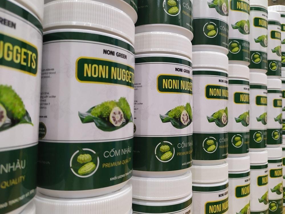 Cốm nhàu nguyên chất Noni Green