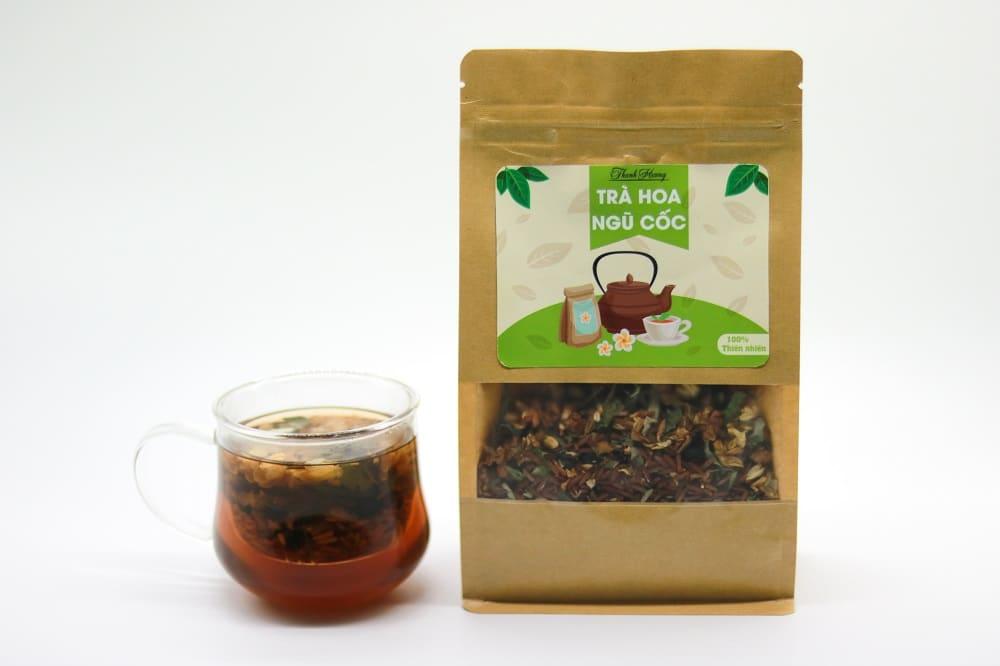 trà hoa ngũ cốc 500g