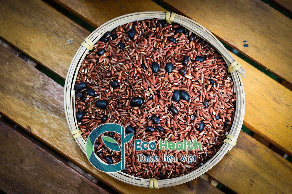 trà gạo lứt đậu đen đậu đỏ hoa nhài