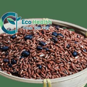 Trà gạo lứt đậu đen - thanh lọc và giải độc cơ thể