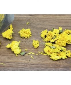 Trà hoa cúc vàng gói 100g