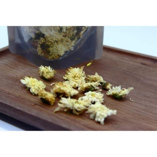 Trà hoa cúc trắng gói 100g