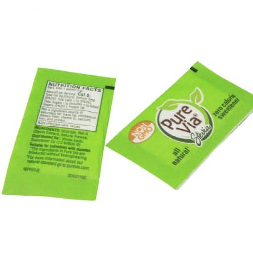 Set 50 gói 50g Đường cỏ ngọt Pure via Stevia